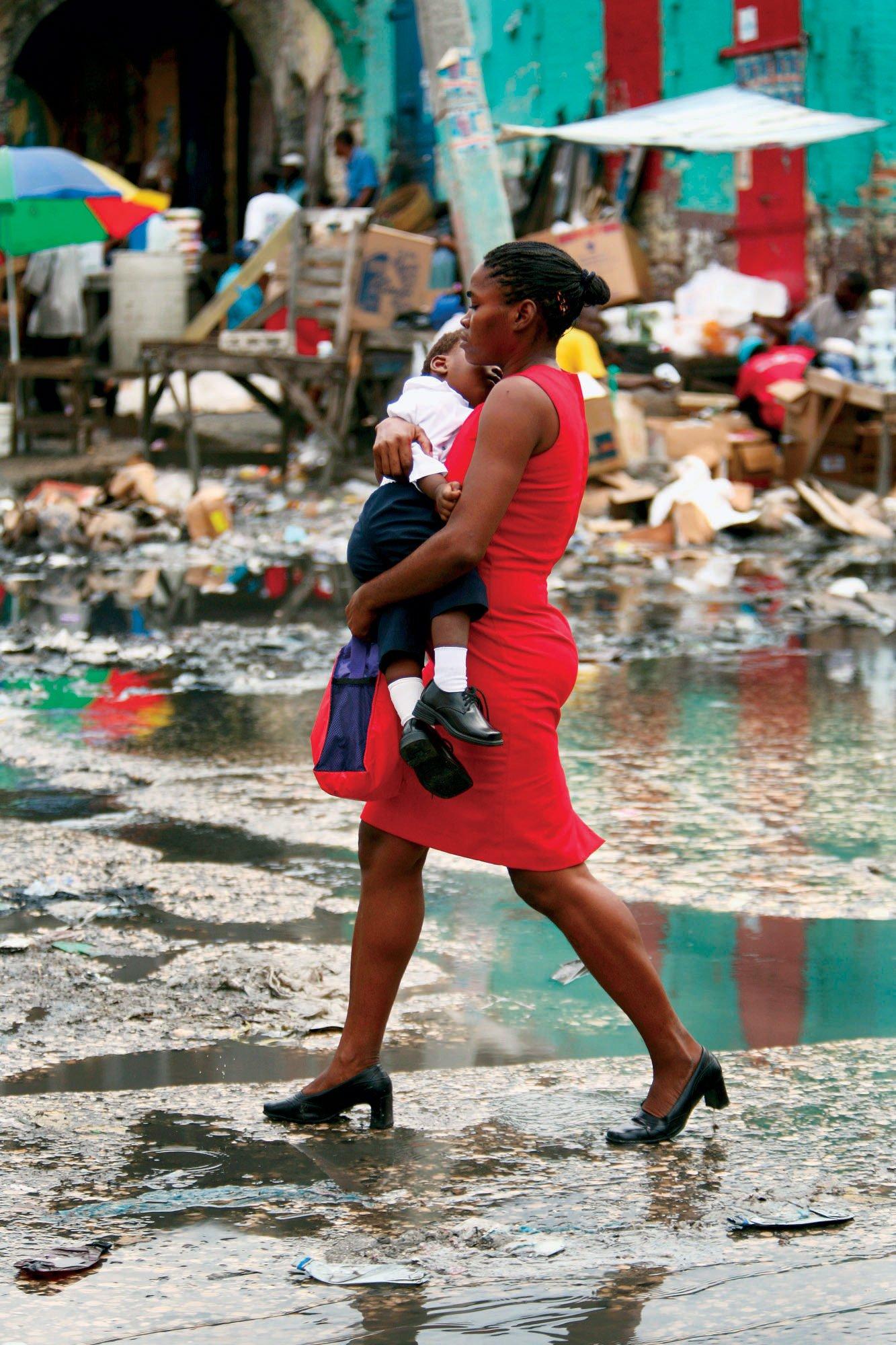 Haiti le miroir de la vie for Le miroir de la vie